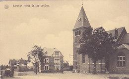 Barchon Relevé De Ses Cendres (1932) - Blégny