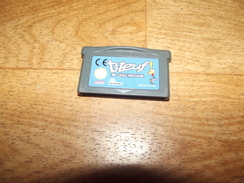 JEUX POUR NINTINDO  GAMEBOY ADVANCE SP /   TITEUF ZE GAG MACHINE - Nintendo Game Boy