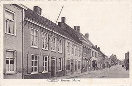 Proven - Markt (Uitg. Vanoost Gilbert, 1950) - Poperinge
