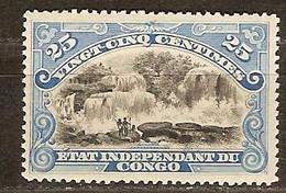 Belgisch Congo Belge 1894 OCBn° 22  *** MNH Cote 12,00 Euro