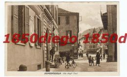 DOMODOSSOLA - VIA DEGLI OSCI   F/PICCOLO - Verbania