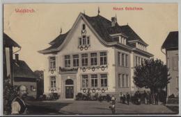 Waldkirch Neues Schulhaus (St. Gallen) Animee Belebt - SG St. Gall