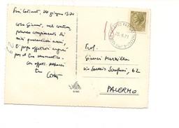 $3-4928 ANNULLO PIEMONTE RECAPITO PRA' CAINAT TORINO 1971 - 1971-80: Marcofilia