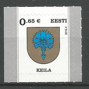 EE 2016- ARMS, ESTONIA, 1 X 1v, MNH - Estland