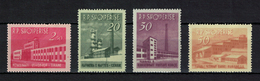 Albania 1963 _ Industrial Buildings _ Full Set - MNH** - Albania