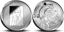 "HOLANDA HOLAND THE NEDERLANDS  5€  Plata/Silver 2.016 2016 ""JHERONIMUS  BOSCH"" T-DL-11.967 - Paises Bajos"