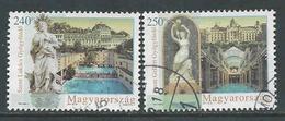 Hongarije Yv 4458-59 Jaar 2011, Reeks, Gestempeld, Zie Scan - Oblitérés