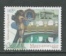 Hongarije Yv 4526 Jaar 2013,  Gestempeld, Zie Scan - Oblitérés