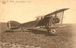 Evere : Champ D'Aviation . Un Avion - Evere