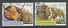 Hongarije Yv 4533-34 Jaar 2013, Reeks,  Gestempeld, Zie Scan - Oblitérés