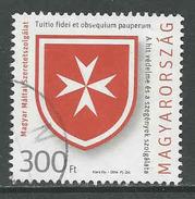 Hongarije Yv 4553 Jaar 2014,   Gestempeld, Zie Scan - Oblitérés