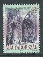 Hongarije Yv 4608 Jaar 2015,   Gestempeld, Zie Scan - Oblitérés