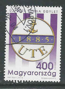 Hongarije Yv 4615 Jaar 2015,   Gestempeld, Zie Scan - Oblitérés