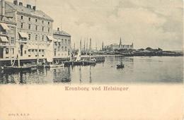 KRONBORG VED HELSINGOR DANEMARK - Denmark
