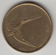 @Y@    Slovenië   2 Tolarja  1995    (4299) - Slovenië