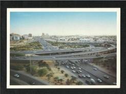 Saudi Arabia Picture Postcard Cairo Square Riyadh View Card - Arabie Saoudite