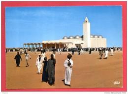 Mauritanie. Nouakchott. La Mosquée Ibn Abbas (1963) - Mauritanie