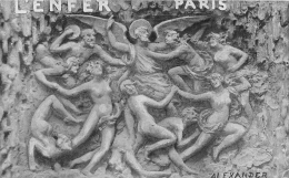 PARIS MONTMARTRE L'ENFER  ALEXANDER - Zonder Classificatie