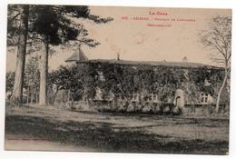 CPA - SEISSAN - CHATEAU DE LASPLAGNE - N/b - Vers 1910 - - Unclassified