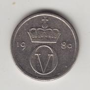 @Y@    Noorwegen  10  Öre   1980    (4305) - Noorwegen