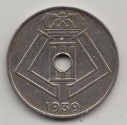 @Y@    Belgie 10 Cent 1939    (4306 + 4307) Variant - 02. 10 Centimes