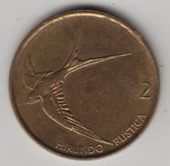@Y@    Slovenië  2 Tolarja  1994   (4315) - Slovenië