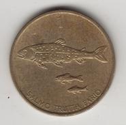 @Y@    Slovenië  1 Tolar  1994   (4316) - Slovenië