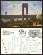 USA New York Bridge Stamp    #21413 - Puentes Y Túneles