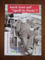 Air France Airlines Sponsor Carte Postale - 1946-....: Moderne