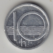 @Y@       Tsjechië  10 Haleru  1993  (4331) - Czech Republic