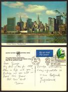 USA New York UN Stamp    #21414 - New York City