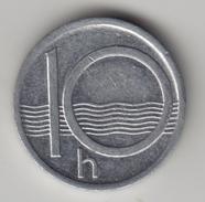 @Y@       Tsjechië  10 Haleru  1993  (4332) - Tsjechië