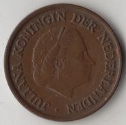 @Y@    Nederland   5 Cent  1952      (4334) - [ 3] 1815-… : Koninkrijk Der Nederlanden