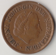 @Y@    Nederland   5 Cent  1957      (4335) - [ 3] 1815-… : Koninkrijk Der Nederlanden