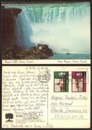 Canada NIAGARA FALLS Stamp    #21427 - Cataratas Del Niágara