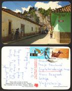 Mexico San Cristobal De Las Casas Stamp    #21429 - México