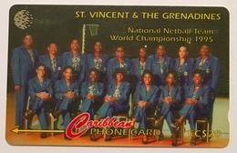 Netball Team 243CSVB