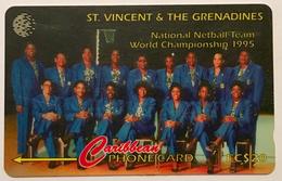 Netball Team 199SVDB