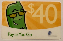 Pay As You Go $40