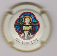 Capsule Champagne MILLET_GAUVIN ( 21 ; Saint-Vinçent Contour Jaune ) * {S51-16} * - Unclassified