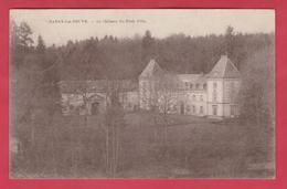 Habay-la-Neuve -  Le Château Du Pont D'Oie - 1927 ( Voir Verso ) - Habay