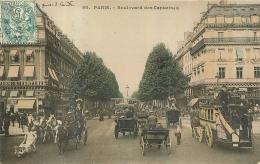 PARIS BOULEVARD DES CAPUCINES - France