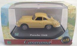 Porsche 356B  1/72 ( Seria ) - Cars & 4-wheels