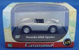 Porsche 550A Spyder    1/72 ( Seria ) - Cars & 4-wheels