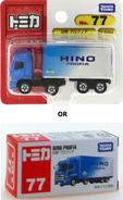 Hino Profia  ( Tomica ) - Cars & 4-wheels