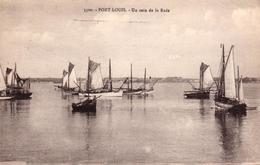 PORT LOUIS -56- UN COIN DE LA RADE - Port Louis
