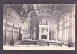 Old Postcard Of Hotel De Ville,Dunkerque,Dunkirk, Nord-Pas-de-Calais, France ,J62. - Nord-Pas-de-Calais