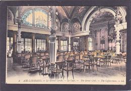 Old Postcard Of Le Grand Cercle,Aix-les-Bains, Rhone-Alpes, France ,J62. - Rhône-Alpes