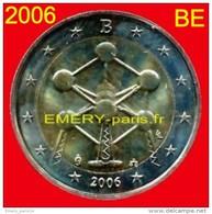 2 Euro BELGIQUE 2006 Pièce Commémorative De 2,oo Euro, La Réouverture De A Réouverture De L'Atomium - Belgium