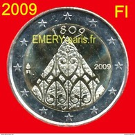 2 Euro FINLANDE 2009 Pièce Commémorative De 2,oo Euro, Le 200e Anniversaire De La Première Diète De La Finlande Et Créat - Finlande
